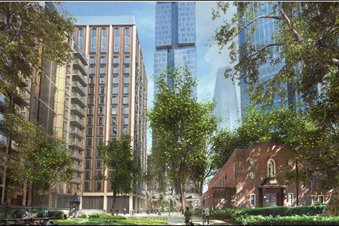 Wilkinson Eyre set to bag planning for Blackfriars Bridge